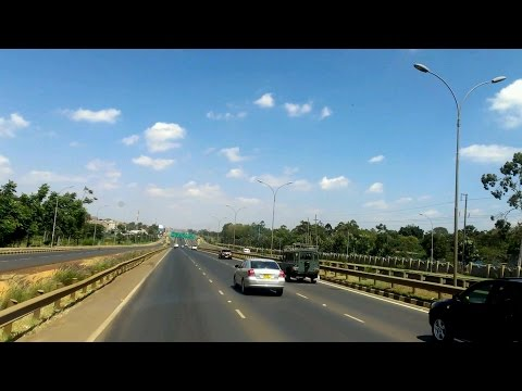 Thika Super highway