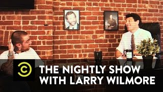 Mac Miller Appears on The Whitely Show - The Nightly Show - Uncensored