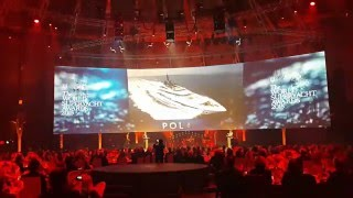 Esenyacht at The World Superyacht Awards 2015