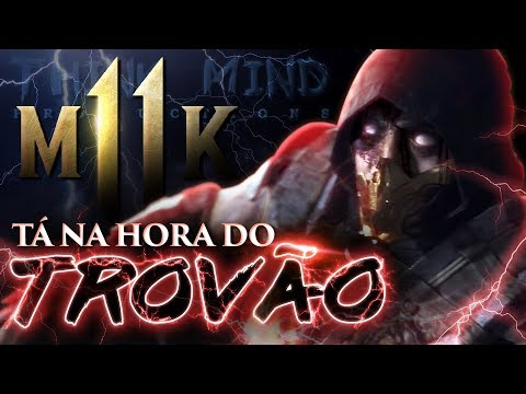 ♫Tá na hora do Trovão - Mortal Kombat 11 Paródia Musical thumbnail