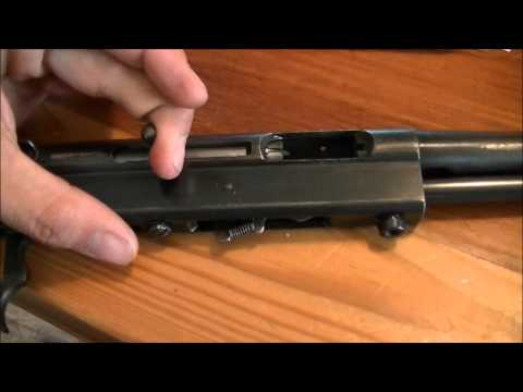 Common problems with the Remington 550-1 .22LR