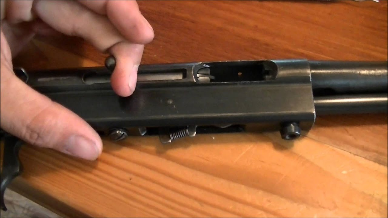 common problems with the remington 550 1 22lr youtube