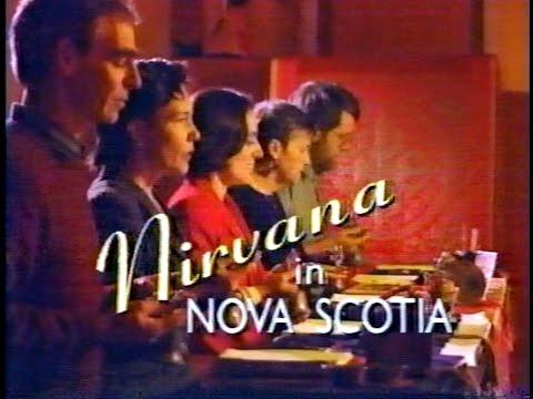 Nirvana in Nova Scotia