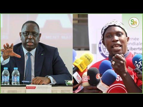 Assainissement de la presse en ligne: Aliou Top demande à Macky Sall de Soutenir les média en ligne