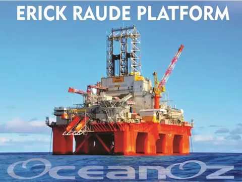 offshore platform erick raude oceanoz