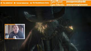 Bloodborne Part 1 | Blind Playthough | PS4