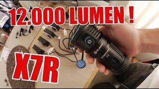 12.000 Lumen Mega-Taschenlampe   ItsMarvin
