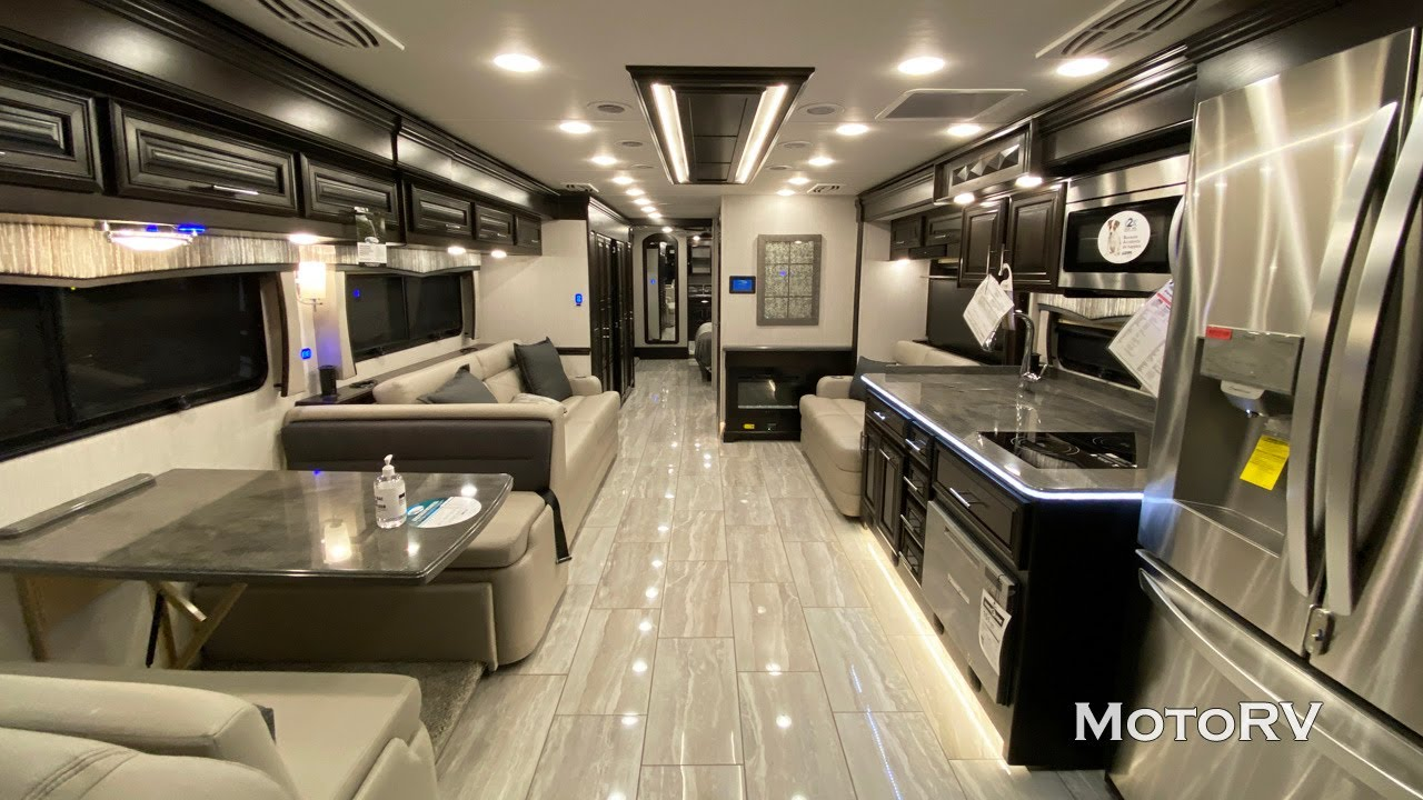 Download A Class Motorhome 2021 Berkshire XLT 45CA by Forest River RV