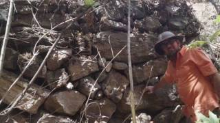 Zona de vestigios en Bosque La Primavera, Jalisco