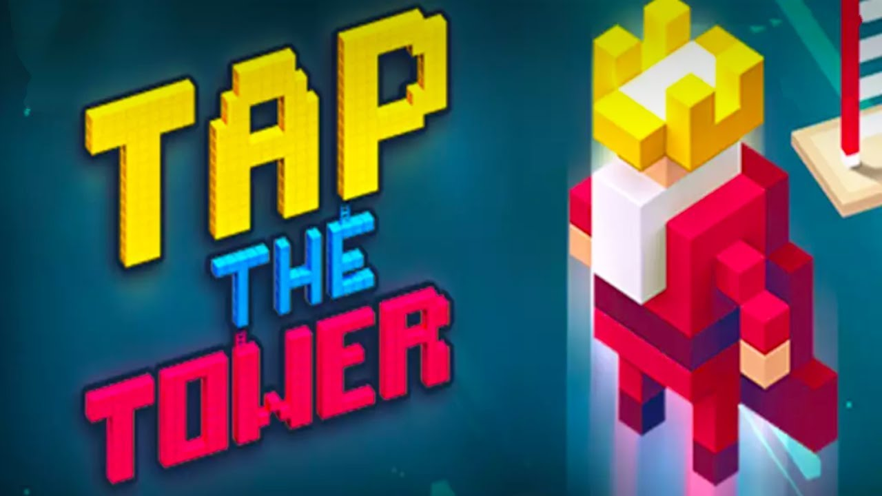 Tap the Tower Android Gameplay u1d34u1d30