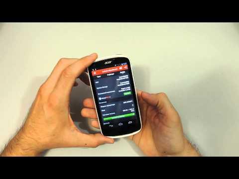 Обзор Acer Liquid E1 Duo V360 Dual Sim White