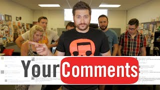 BEHIND THE SCENES? - Funhaus Comments #80