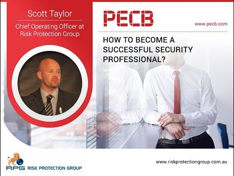 How to Become a Successful Security Professional?