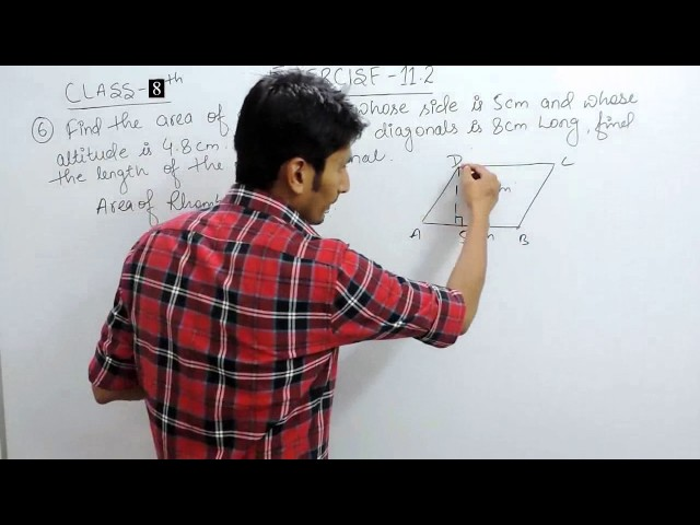 Exercise 11.2 Questions 6 - NCERT CBSE Solutions for Class 8th Maths