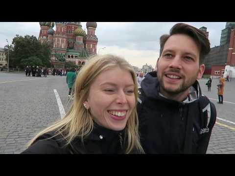 #2. Moskou- Rusland | Thera & Tristan op reis 2017 - 2018