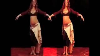 comment faire le 8 en danse orientale