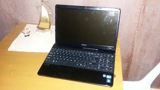Sony Vaio Laptop Repair ~ Overheating, Wifi card, CMOS battery, & HDD Video 1 of 2