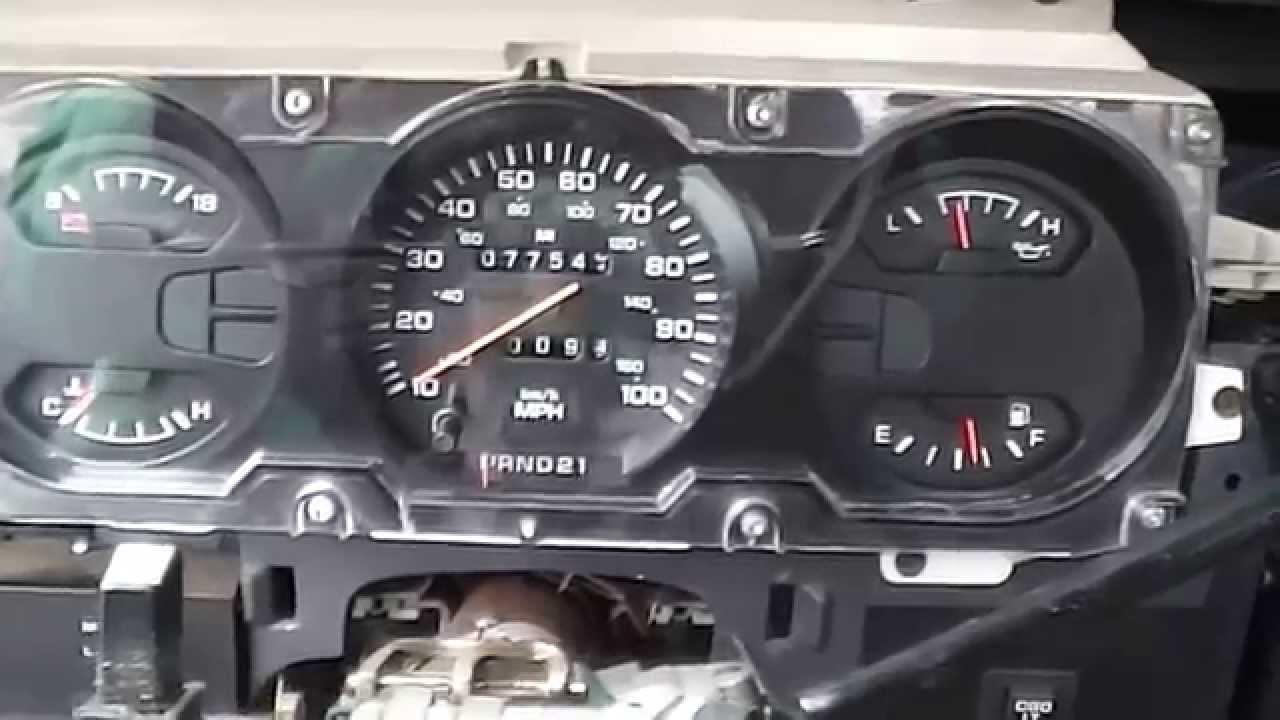dodge truck speedometer wiring harnes [ 1280 x 720 Pixel ]