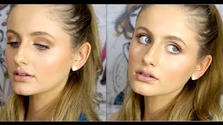 Going Out! - Neutral Coloured Makeup Tutorial Thumbnail
