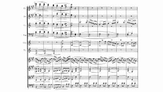 Beethoven 7th Symphony in A, Op 92, second movement, Allegretto