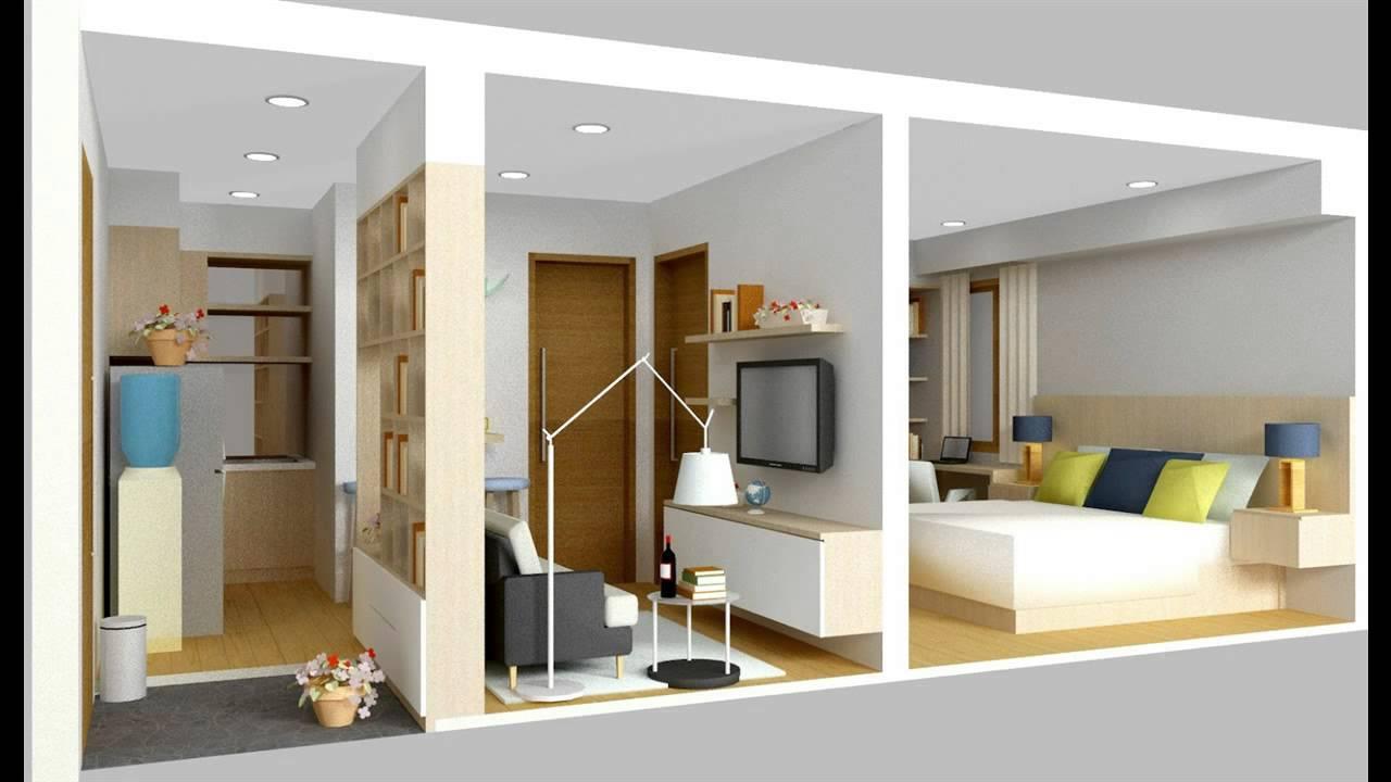 Design Interior Rumah Type 30 60 Desain Minimalis