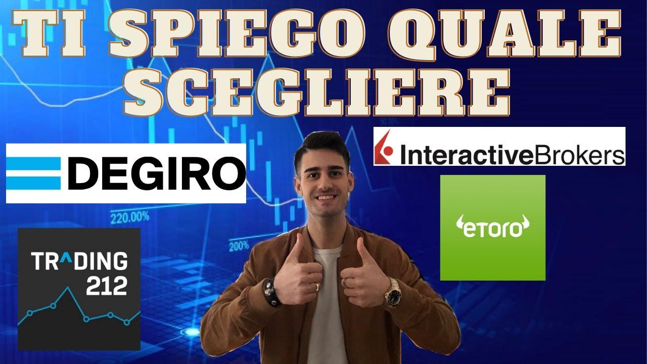 migliori broker 2021