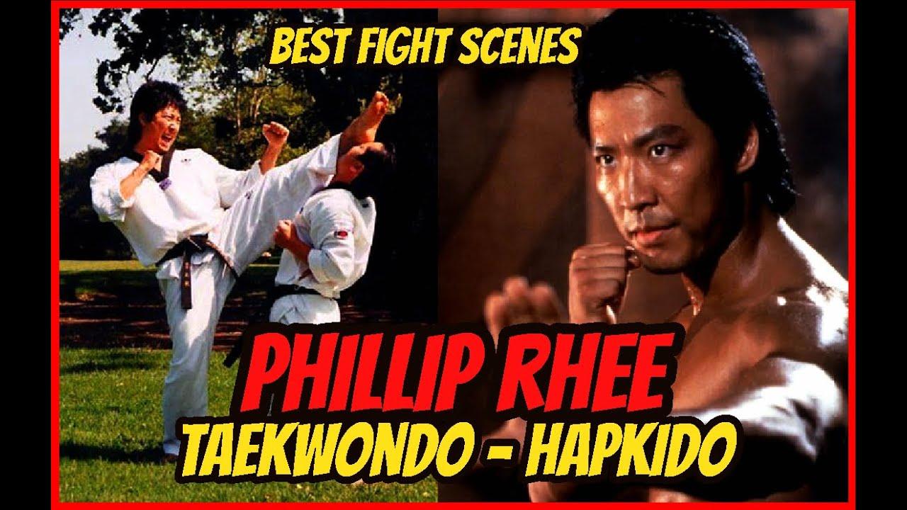 PHILLIP RHEE el EXPERTO en TAEKWONDO y HAPKIDO. 🔥