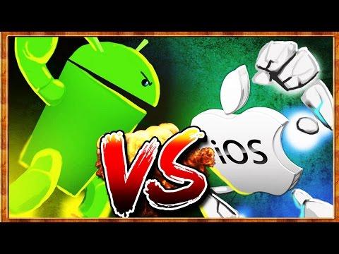 Android или IOS? Что выбрать в 2016 году