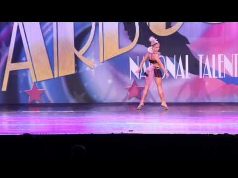 "Jessica Powell - Nationals 2012 - ""Endangered Species"""