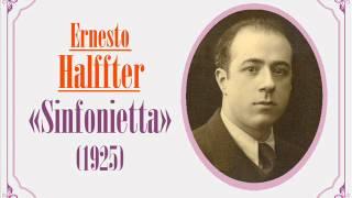 """Ernesto Halffter: I. «Pastorella» de la """"Sinfonietta"""" en Re mayor (1925)"""