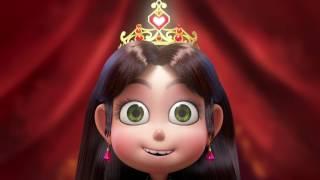 vuclip Dabur Amla Kids Hair Oil - Adventures of Princess Amira (Hindi)
