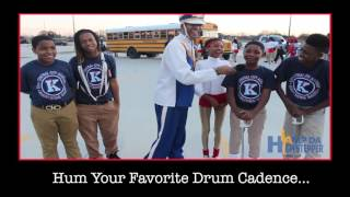 where is hamp hamp interviews the kcca marching band
