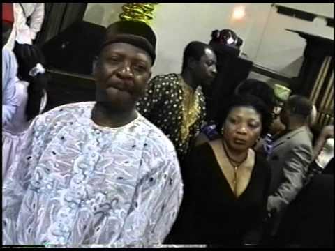 African Rhythm Messengers live
