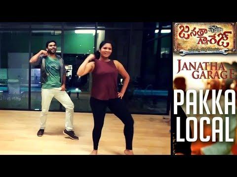PAKKA LOCAL| Janatha Garage | Shiva Kona Dance Cover