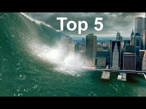 Top 5 Tsunami Scenes In Movies