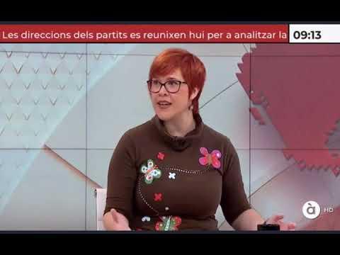 Entrevista a Àgueda Micó en #ÀPuntNTC