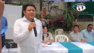 Dr Gervacio reunón de trabajo con miembros activos del PAN en Tihuatlán