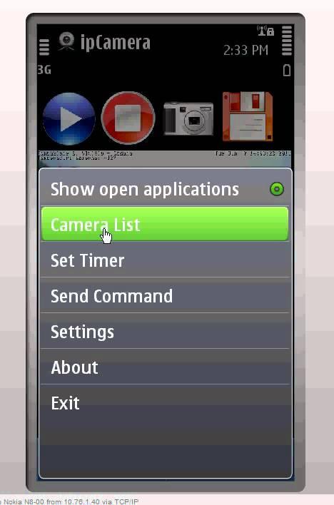 OVI ipCamera Symbian Best Sales [HD]