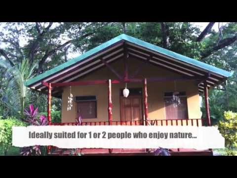 Costa Rica Cabin Rental (2-6 months) for Nature Lovers and Tree-Huggers