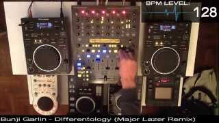 BEST OF MAJOR LAZER MIX | Top 15 Songs Mix 2014 | Live Dj Set by No M3rcy | MULTI BPM MIX