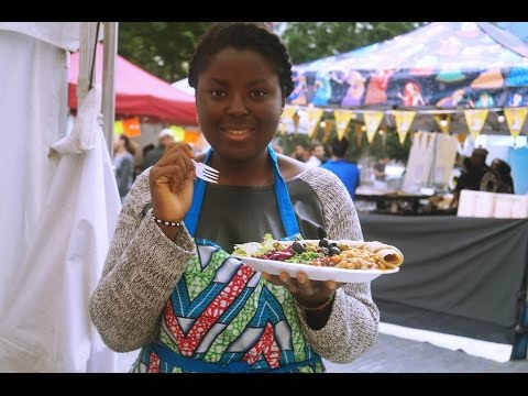 Africa Utopia 2016 - Food and Drink Takeover