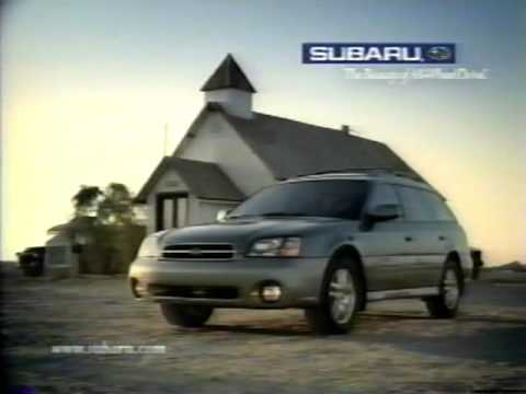 Subaru Outback Commercial 2001 Youtube