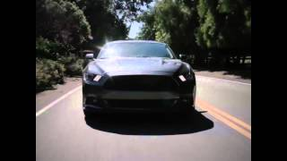 MagnaFlow S550 Ford Mustang Cat-Back Exhaust System - Sound Clip
