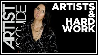 "How To Take On ""Hard Work"" (& Make Creative Progress) 