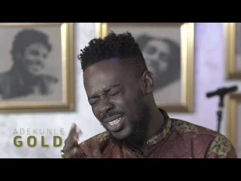 MONEY - Adekunle Gold + The 79th Element (Live at BWE Studios)