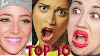 Top 10 RICHEST Girl Youtubers 2016! (Zoella, RCLbeauty, Jenna Marbles, Superwoman, Rosanna Pansino)