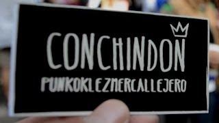Conchindon...banda de músicos con un estilo punko klezmer callejero