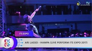 Download Ari Lasso - Hampa (Live Perform ITS EXPO 2017)