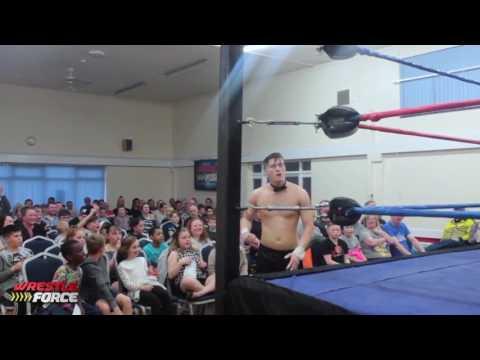Vaughn Vertigo vs Lewis Howley (Wrestleforce UK)