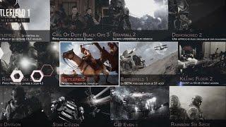 Nouvelle émission FPS News, l'actu des jeux de tir en vidéo - Trailer